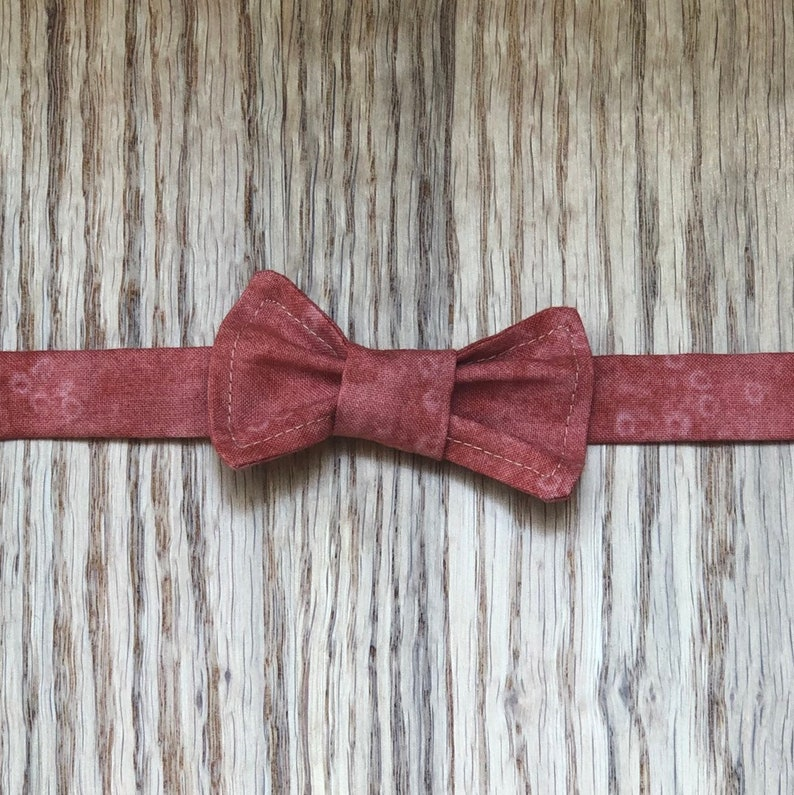 Ginger Cat Bow Tie