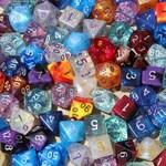 Complex dice commission