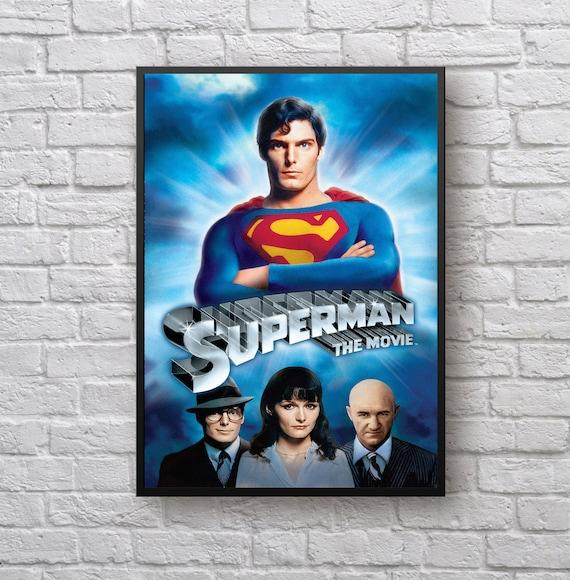 Batman Animated CLASSIC Movie DC Superhero Silk Cloth Art Poster Decor 19L
