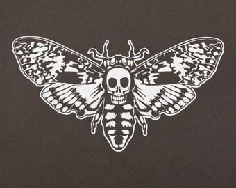 a66edf93 Death moth t shirt | Etsy