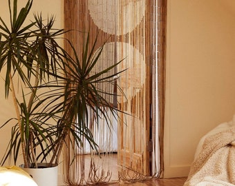 how to make an outdoor bamboo privacy screen woodworking.htm beaded curtain etsy  beaded curtain etsy