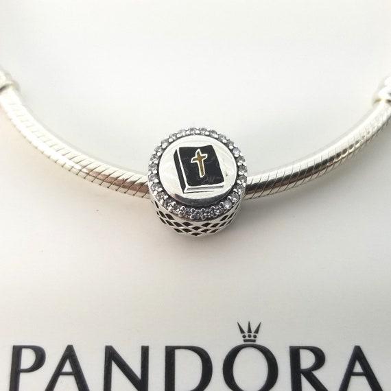 New Pandora Sterling Silver Power Of Prayer Charm W Box Etsy