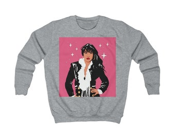Selena Kids Sweatshirt