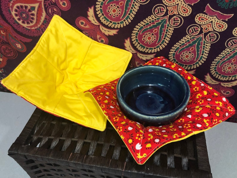 Reversible Bowl Cozy/'s
