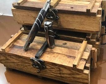 Mini Ammo-Crate Pen Box