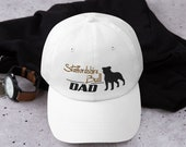 Staffordshire bull terrier Dad hat