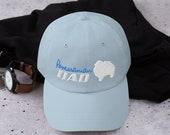 Pomeranian dad hat