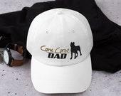 Cane corso Dad hat