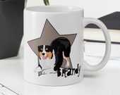 Custom Australian shepherd Mug, Funny Aussie mug for Aussie lovers