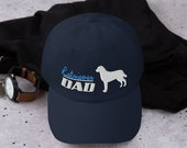 Retriever Dad hat -hunter dad hat - retriever dog lover men