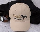 Beagle grandpad hat