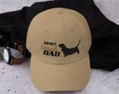 Basset hound Dad hat