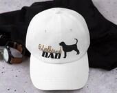 Bloodhound Dad hat