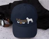 Bullmastiff baseball mom hat