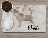 Beagle Pet Placemats,Dog mom gift idea, beagle mom gift, new puppy owner gift