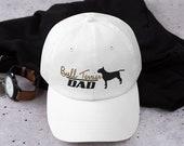 Bull terrier Dad hat