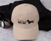 Wirehair Dachshund Baseball  hat