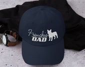 French bulldog lover Dad hat