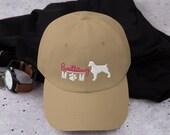 Brittany Spaniel Baseball hat - spaniel lover mom - brittany owner gift