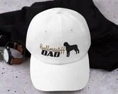 Bullmastiff Dad hat