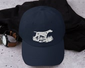 Weimaraner Baseball hat - dog father gifts - Embroidered Men Women Mom Dad Baseball Cap