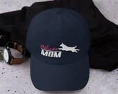 Belgian malinois mom baseball Dad hat