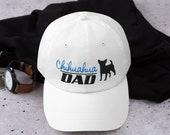 Chihuahua Dad Baseball hat