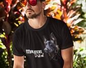 Belgian malinois dad Short-Sleeve Unisex T-Shirt
