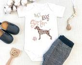 Custom Pointer/vizsla patchwork style baby onesies T-Shirt