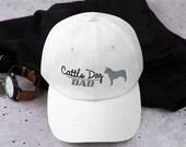 Australian cattle dog Dad hat