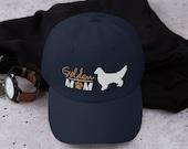 Golden retriever baseball  hat