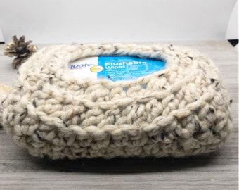Bathroom Wipes Cozy Crochet Pattern, Beginner Bathroom Decor Pattern