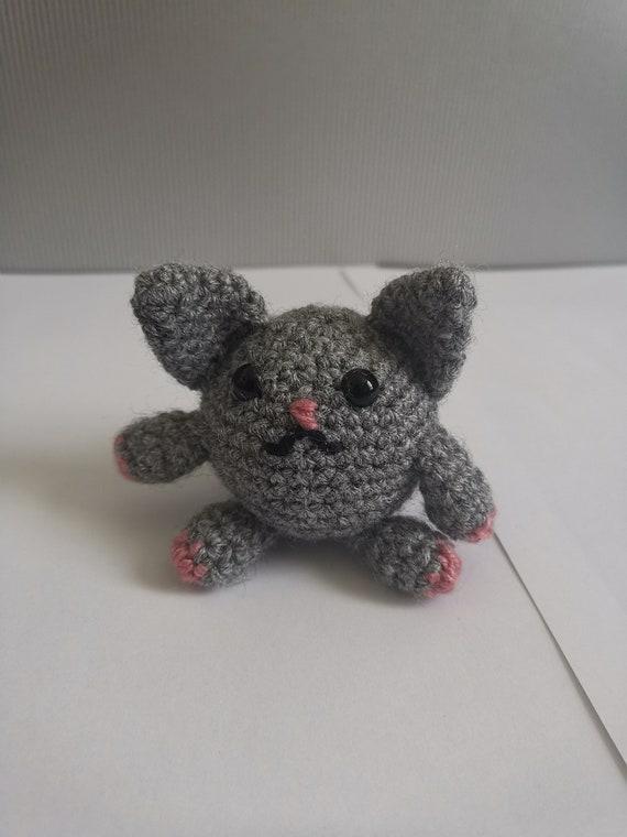 Amigurumi crochet cat stress ball by Geekirumi! - Squeeze anti ... | 760x570
