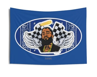 Hussle Limited Edition Indoor Wall Tapestries