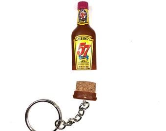 Mini Brands spices Pill box snuff container Secret Storage Containers