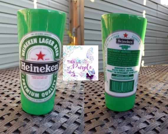 Heineken Inspired 24oz Tumbler
