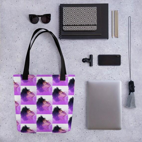 Lavender Queen Tote bag