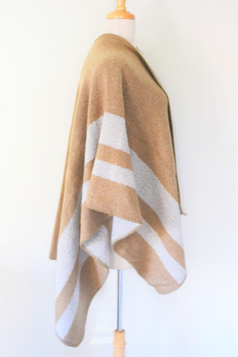 plus size ponchos womens ponchos Cozy Knitted Reversible Boho Poncho kimono wrap reversible poncho wrap boho poncho