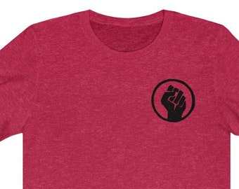 People Power Mini, Black Lives Matter, BLM, T-shirt, Social Justice, Freedom shirt, Ally, Equality