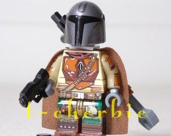 Baby Yoda The Child Star Wars Minifigure Stand The Mandalorian Clone FREE SHIP