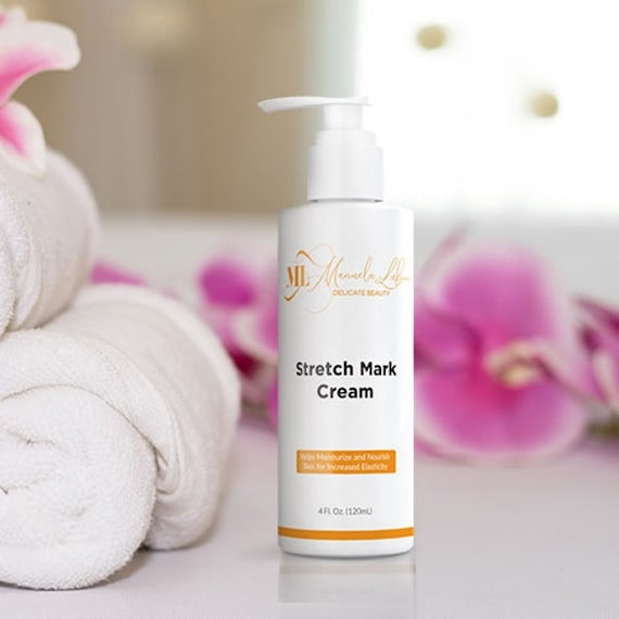 Natural Stretch Mark Removal Cream Pregnancy Gift Etsy