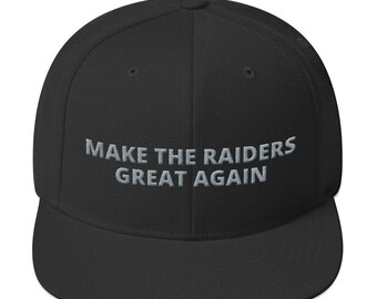 8c216160 Raiders hat | Etsy
