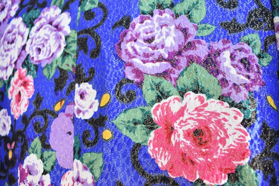 PRICE DROP - - The Royal Floral 2 Piece Suit with… - image 4
