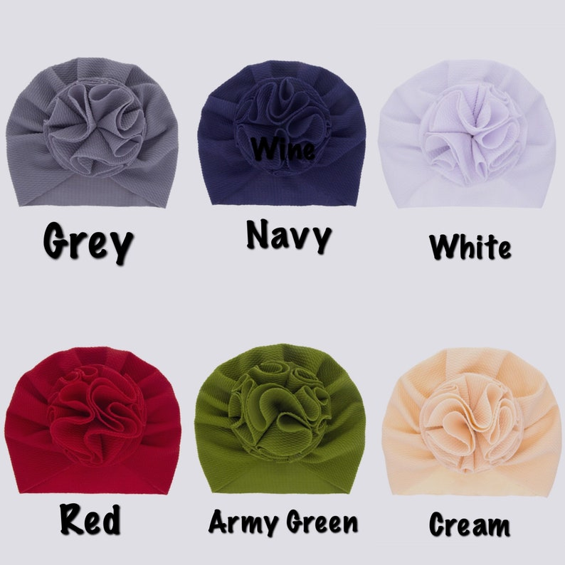hats turbans headwraps infant turbans Baby turbans baby hats