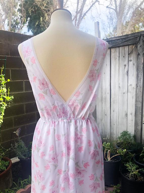 Barbizon Slip Nightgown - image 7