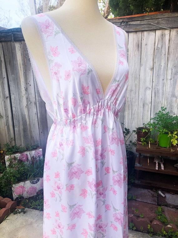 Barbizon Slip Nightgown - image 1