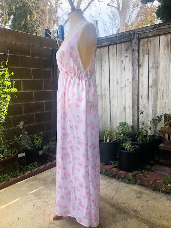Barbizon Slip Nightgown - image 5