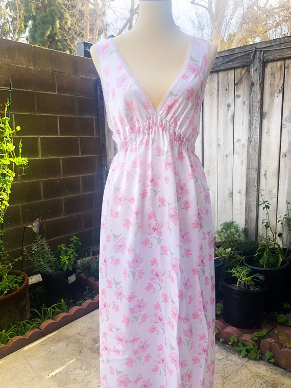 Barbizon Slip Nightgown - image 3