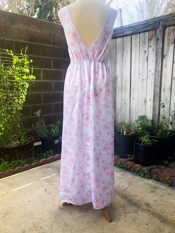 Barbizon Slip Nightgown - image 8