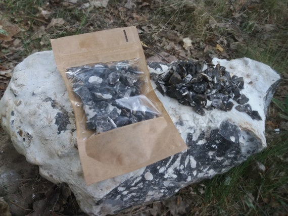 Flint Pieces